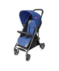 Детская прогулочная коляска Espiro Shine (Эспиро Шайн) синий 03