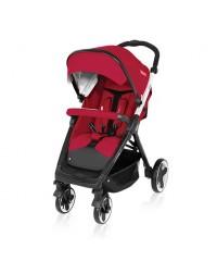 Детская прогулочная коляска Espiro Sonic 02 красный