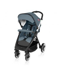 Детская прогулочная коляска Espiro Sonic 07 серый