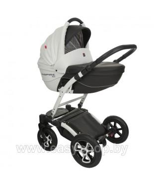 Купить детскую коляску Inspire Инспаер IN ECO2 из Кожи белого цвета