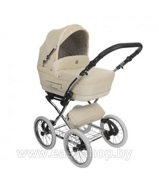 Купить детскую коляску Turan Silver ECO из Кожи