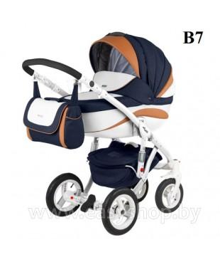 Детская коляска Adamex Barletta  Адамекс Барлета NEW B-7 (vicco, вико) 2в1 / 3в1
