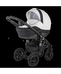 Детская коляска Barletta Барлета ECO Deluxe 13S-Carbon