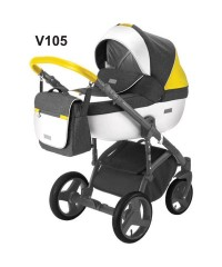Детская коляска Adamex Massimo Адамекс Массимо Sport V-105