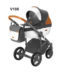 Детская коляска Adamex Massimo Адамекс Массимо Sport V-108