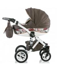 Детская коляска Barletta Барлета Cars Brown