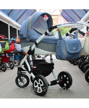 Детская коляска Адамэкс Barletta Барлета 646K