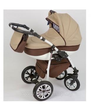 Детская коляска Bogus Mochito Мохито - люлька+ прогулка+ автокресло+ вкладыш. Лучшее предложение.