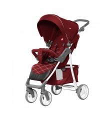 Прогулочная коляска Carrello Quattro Cherry Red