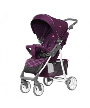 прогулочная коляска Carrello Quattro Grape Purple Гомеле с доставкой