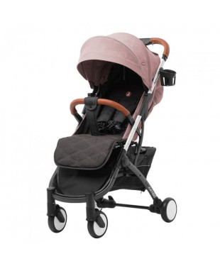 компактная прогулочная коляска Carello Astra 19 Aprikot Pink (Карелло Астра 19)