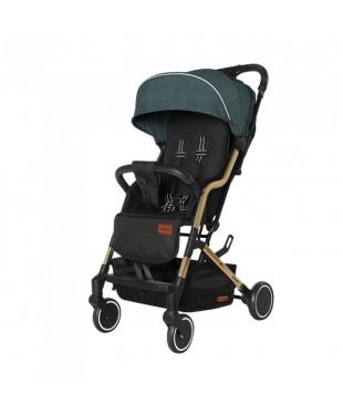 детская прогулочная коляска  Carello Smart Leaf Green (Карелло Смарт)
