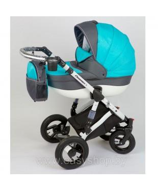Модульная детская коляска Deamex Диамекс  купить в Глубокое