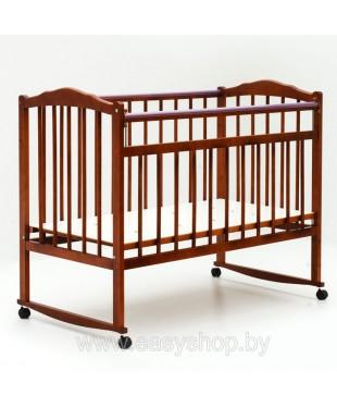 Кроватка BAMBINI 01 Светлый орех