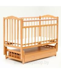 Кроватка Bambini 02 Натуральный