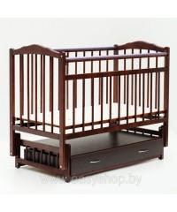 Кроватка Bambini 02 Спелая вишня