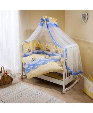 """""""Аманда"""" комплект постельное белье в кроватку"""