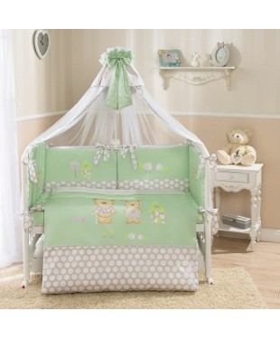 Постельные принадлежности для детей комплект в кроватку