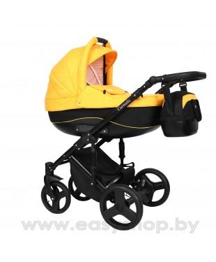 Детская коляска Quali Carmelo Кволи Кармело 43/1 4в1 коляска отличается от китайской xo-kid