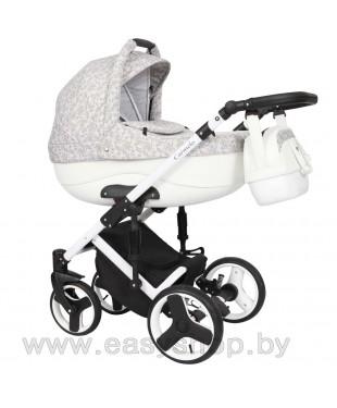 Детская коляска Quali Carmelo Кволи Кармело 103 4в1 по цене 2в1. Самое выгодное предложение детских колясок в Бресте