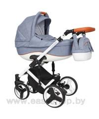Детская коляска Quali Carmelo Кволи Кармело 106 4в1