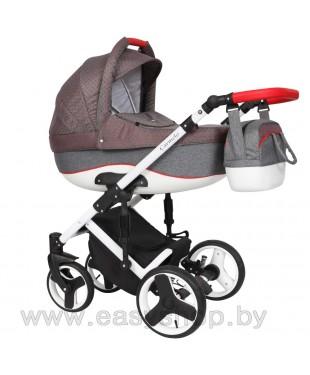 """Детская коляска Quali Carmelo Кволи Кармело 93 4в1 в Могилеве. Цены ниже чем в """"Планета колясок"""""""