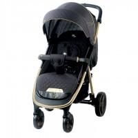 Прогулочная коляска Quatro Capri (Капри) Grey dark gold