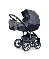 Детская коляска Riko Brano (Рико Брано) 01 Carbon