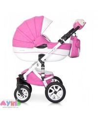 Детская коляска Riko Brano ECCO (Рико Брано Эко) 18 Pink