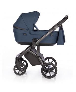 Купить детскую коляску премиум класса Roan Bloom Midnight. Доставка, гарантия.