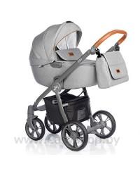 Детская коляска Roan ESSO 2018  Роан ЭССО  Grey Shik