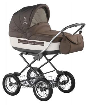 Купить детскую классическую коляску ROAN Marita Prestige  B-SK в Кобрине| Дрогичине | Ивацевичи