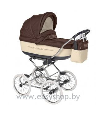 Купить детскую классическую коляску ROAN Marita Prestige  P-188 в Горки | Новогрудок | Вилейка