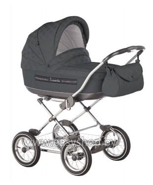 Купить детскую классическую коляску ROAN Marita Prestige  P-147 в Поставы  Пружаны   Глубокое