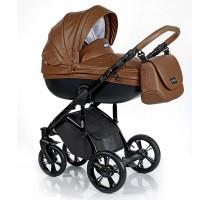 Детская коляска Roan Bass Soft Cognac LE