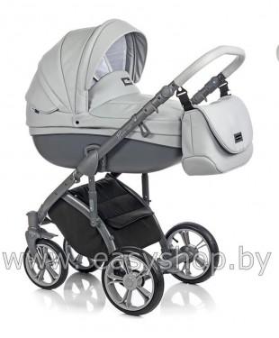 Детская коляска Bass Soft Бас Софт купить в Гродно Dove Grey ECO  Bass Soft