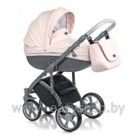 Детская коляска Bass Soft Бас Софт Romantic Pink ECO LE Bass Soft