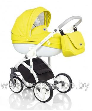 Детская коляска Bass Soft Бас Софт купить в Бресте Sunny Lime ECO LE Bass Soft